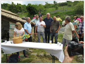 Saint André les Alpes :Courchons en fête