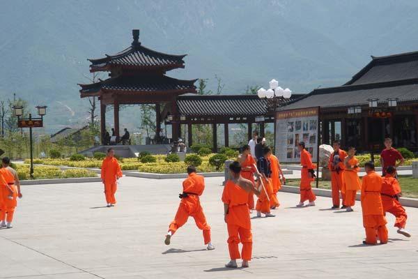 quelques photos de notre voyage en Chine en Mai 2006