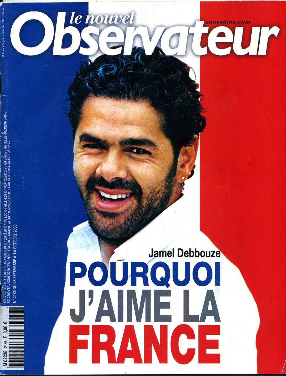 """Jamel Debbouze sur BFMTV: """"La France, je l'aime de toutes mes forces"""""""