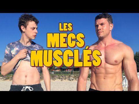 NORMAN - LES MECS MUSCLÉS
