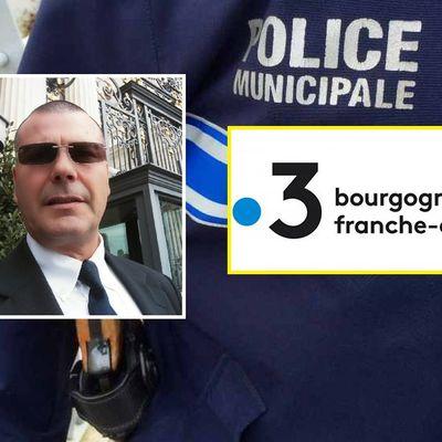 France3 : le SDPM défend l'armement de la Police Municipale de DIJON