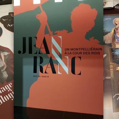 Il y a un an : Jean Ranc s'exposait...