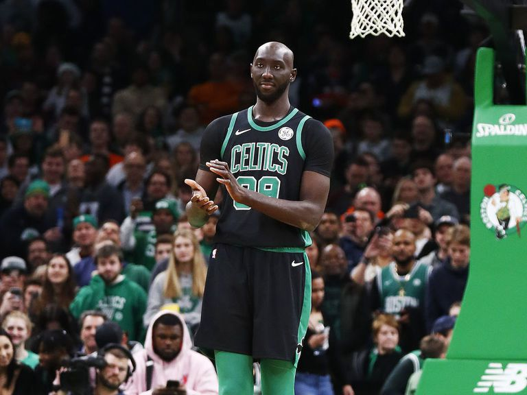 Tacko Fall signe aux Cleveland Cavaliers