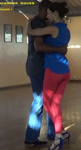 Kizomba Moves - Lesson 1
