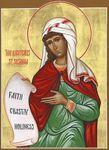 Astăzi, 11 august, sinaxarele ortodoxe din strainatate o pomenesc pe Sfânta Muceniţă Suzana (Sosana) Fecioara