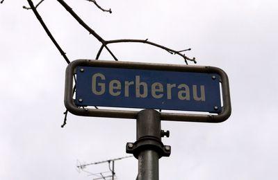 FREIBURG, Strasse GERBERAU