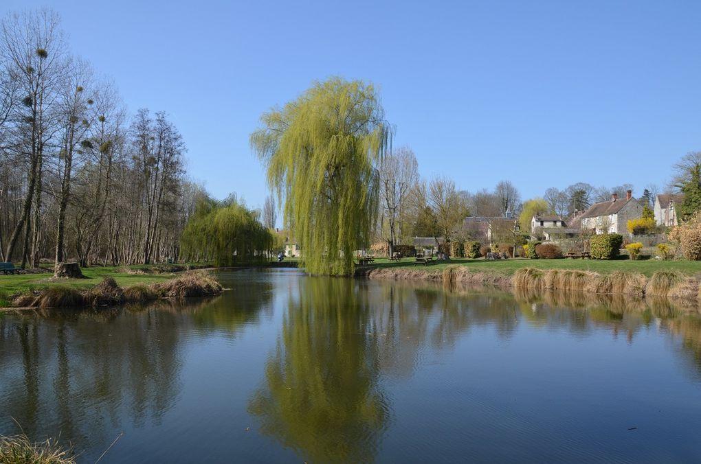 Le village médiéval de reilly