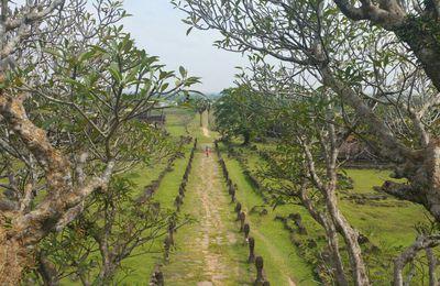 Images de Vat Phou, Laos