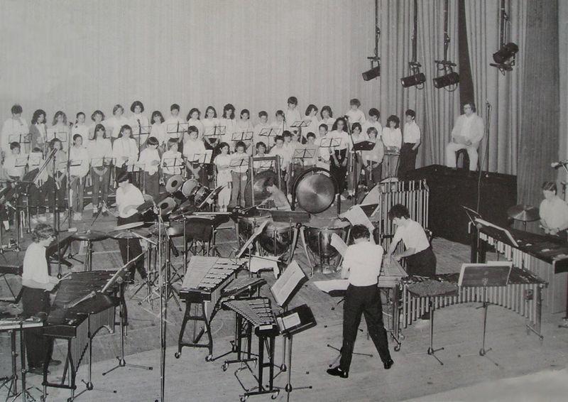 Les œuvres musicales de Robert Bichet et leur exécution.
