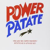 Power Patate - Les lectures de Martine