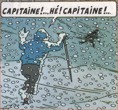 Capitaine ! A terre ! Ha ?