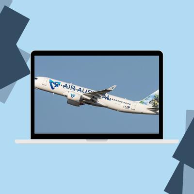 Air Austral célèbre l'arrivée de ses A220-300 à La Réunion