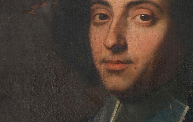 Le portrait inédit de l'abbé de Pomponne par Hyacinthe Rigaud