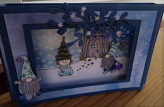 """SU """"Noël chez les gnomes"""""""