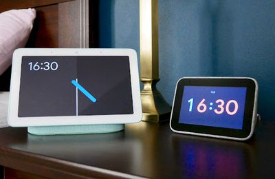 Lenovo Smart Clock With Google Assistant: The Clock Gets Voice