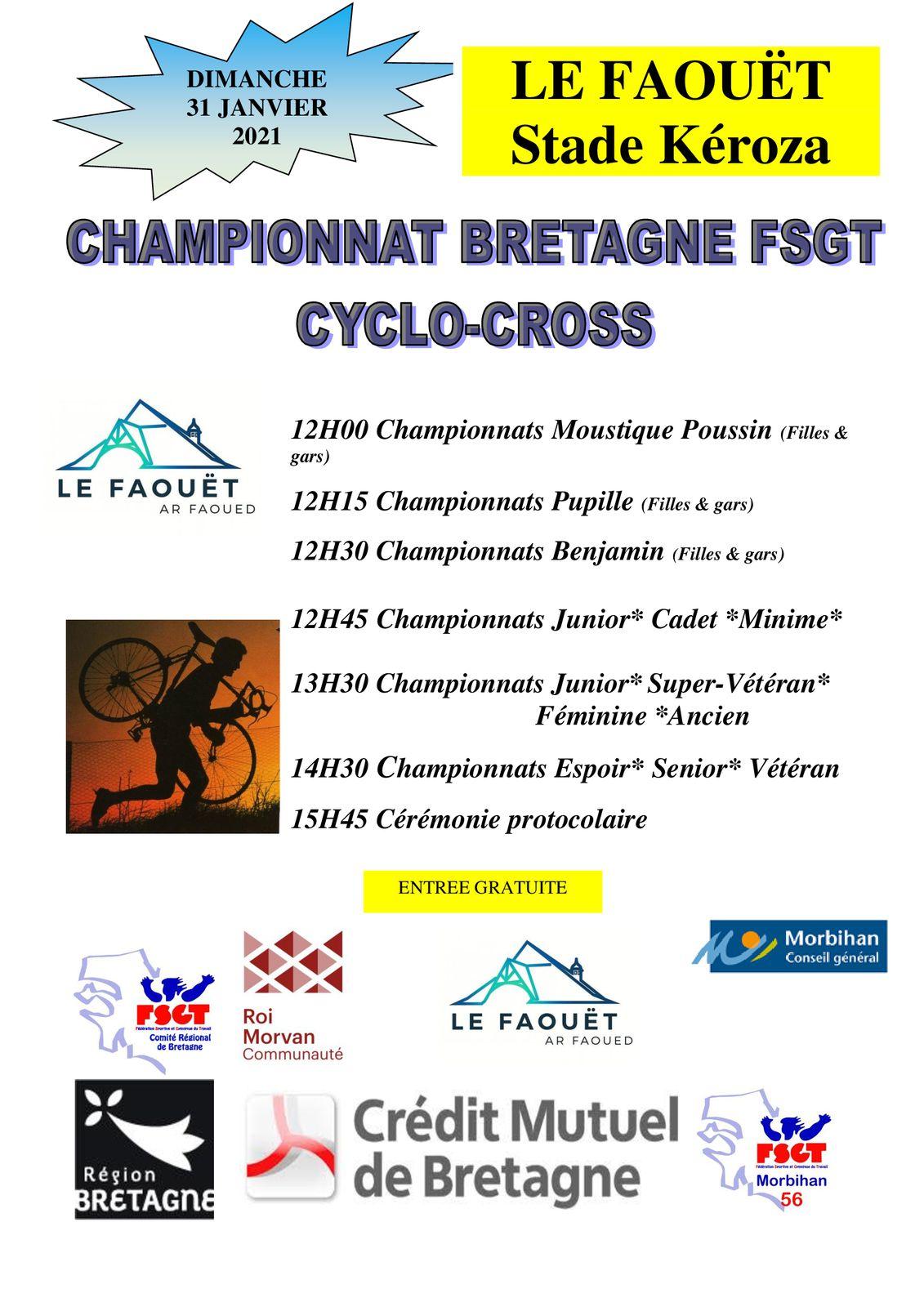 Championnat de Bretagne de cyclo-cross
