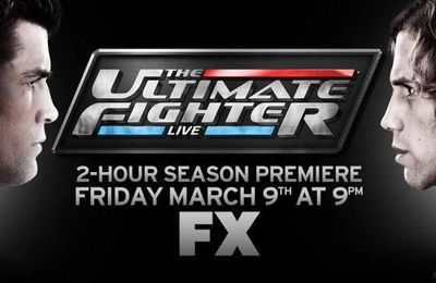 The Ultimate Fighter 15 - Episode 2 Video full.