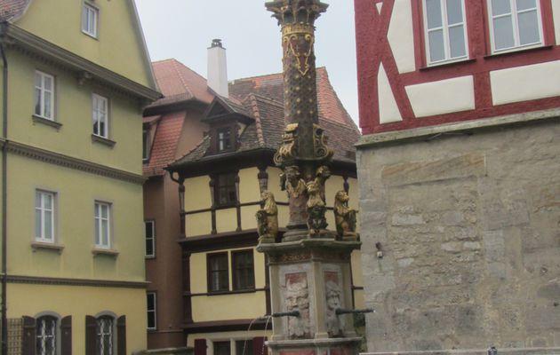 16 Woche...inkl. Nürnberg und Rothenburg ob der Tauber