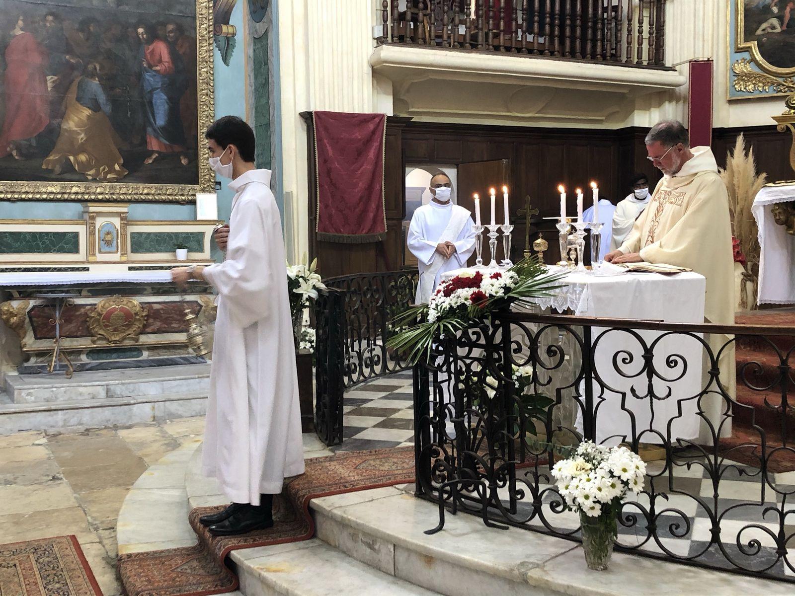 Premières Communions de Maria Rosa, Marlan et Arielle