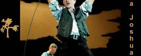U2 -Joshua Tree Tour -29/05/1987 -Modène - Stadio Comunale Braglia