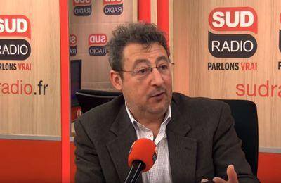 La langue inclusive, ennemie mortelle de l'école en France et de la France elle-même, montre René Chiche, professeur de philosophie.