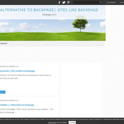 Alternative to backpage| Sites like backpage
