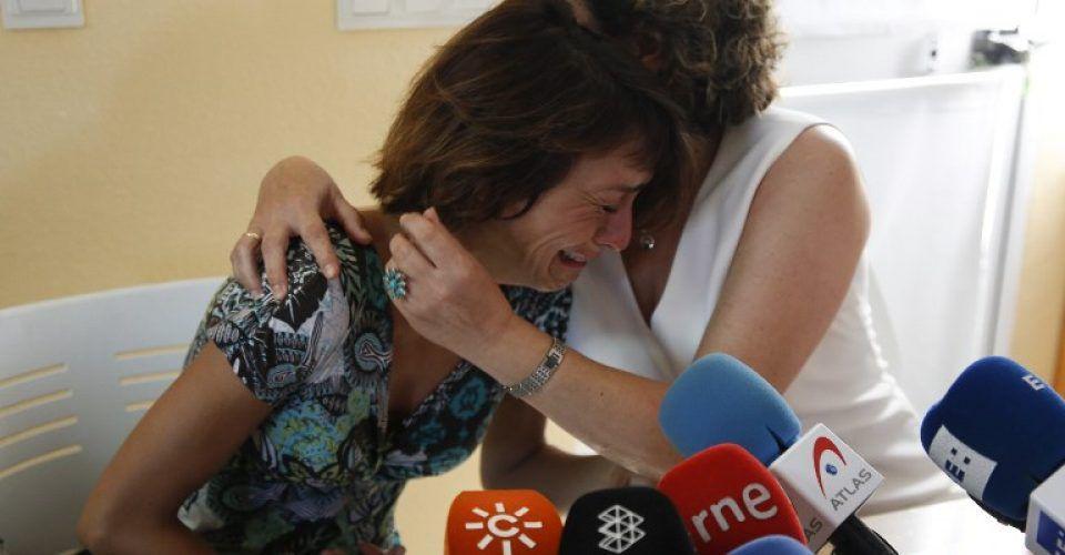 Desesperación en la carta del hijo de Juana Rivas : Ayudadnos, queremos seguir viviendo