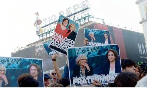 Podemos propose en Catalogne: éviter l'embrasement