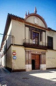 Casa palacio en Juan de Angulo, Écija