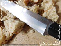 Gâteau de pain perdu au jambon et gruyère