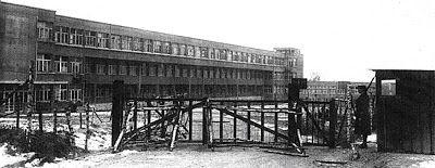 Le 5 octobre 1940. Il y a 80 ans le Camp d'internement des militants communistes ouvrait à Aincourt