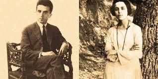 Maria Polydouri et Kostas Karyotakis