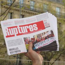""" RUPTURES "" : la parution du n°10 est imminente"