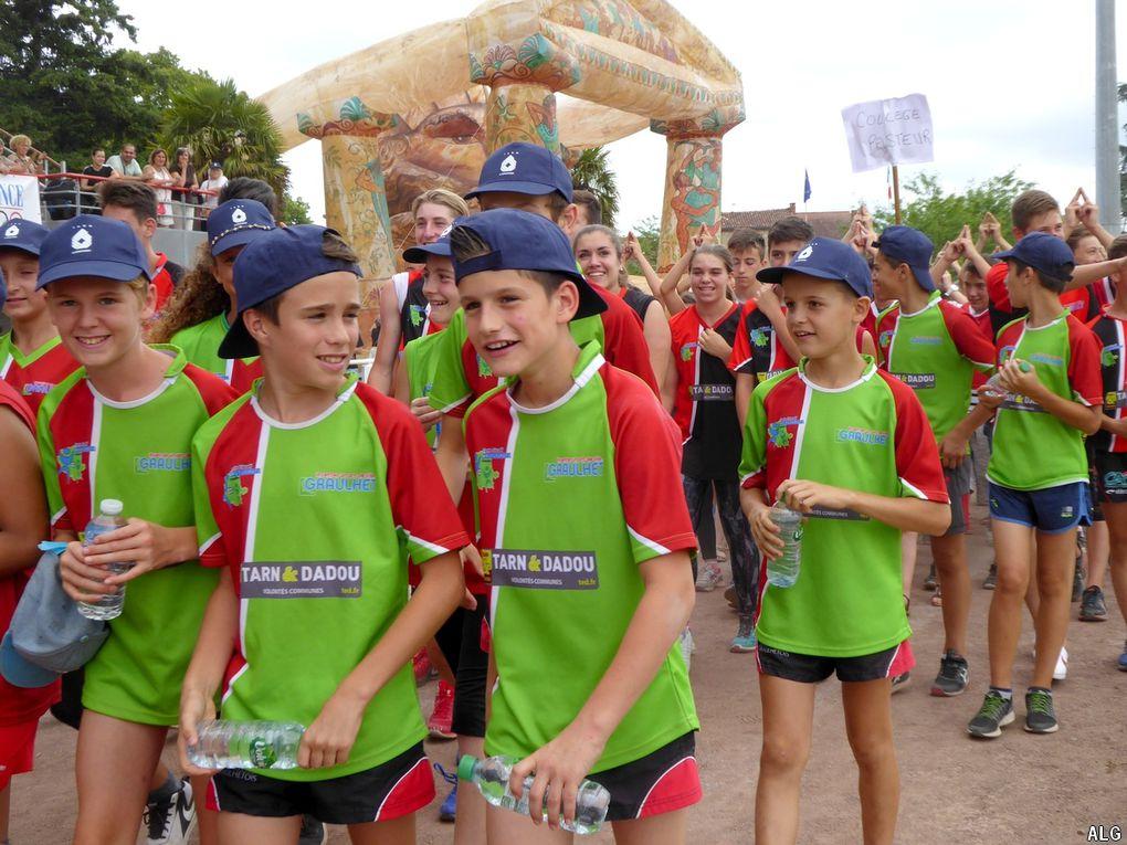 Graulhet : Mini-olympiades en soutien à Paris 2024 -2-