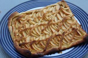 Tarte aux Pommes (Simplissime)