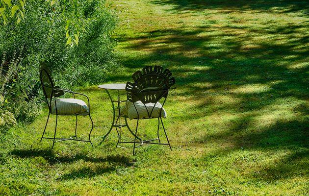 Le Jardin de Liliane - fin d'été 2013