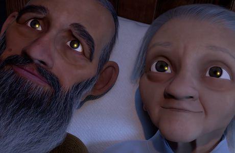 Starlight : un court métrage sur La vie, l'amour et la mort