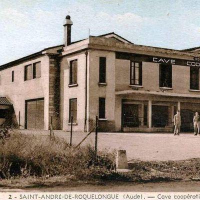 SAINT-ANDRE-DE-ROQUELONGUE (Aude)