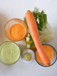 Jus de légumes pour tous!