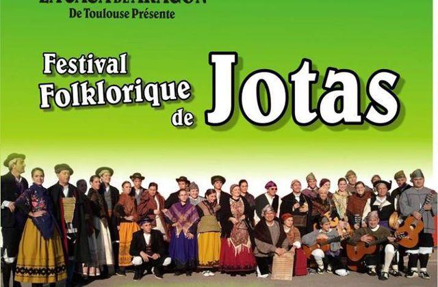 SAINT-JORY : FESTIVAL DE JOTAS AVEC LE GROUPE ELENCO DE HUESCA