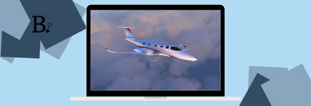 Jet It and JetClub are eFlyer 800 Launch Customers