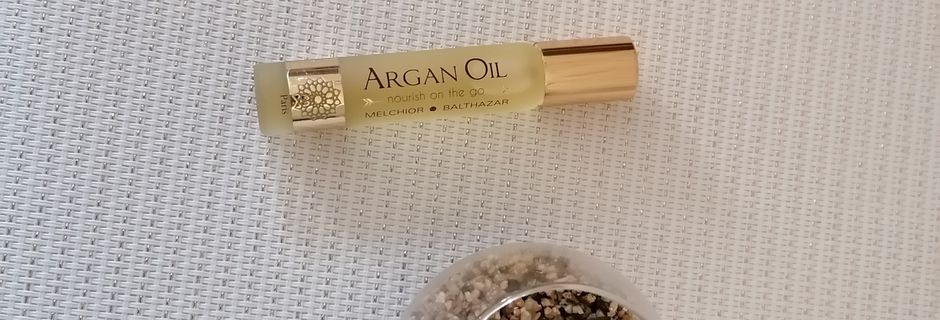 Le roll-on huile d'argan 100% pure