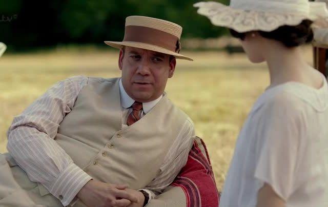 Critiques Séries : Downton Abbey. Saison 4. Christmas Special.