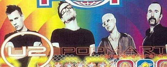 U2 -PopMart Tour -25/07/1997 -Werchter -Belgique -Festival Grounds