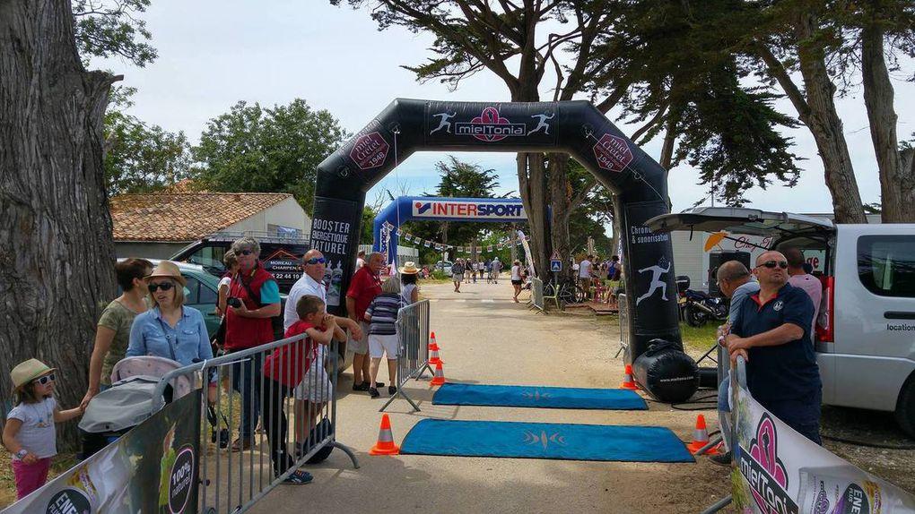 Résultats 5 et 10km de l'Oléronaise 2017
