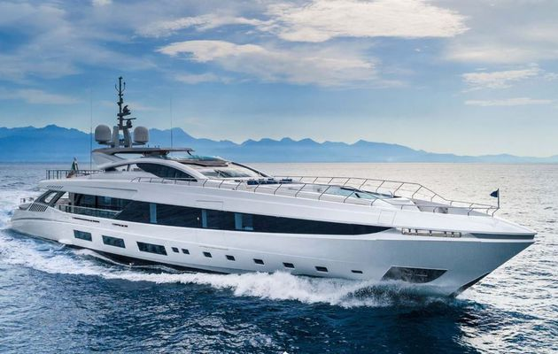 Yachting Festival 2018 - Mangusta in Cannes