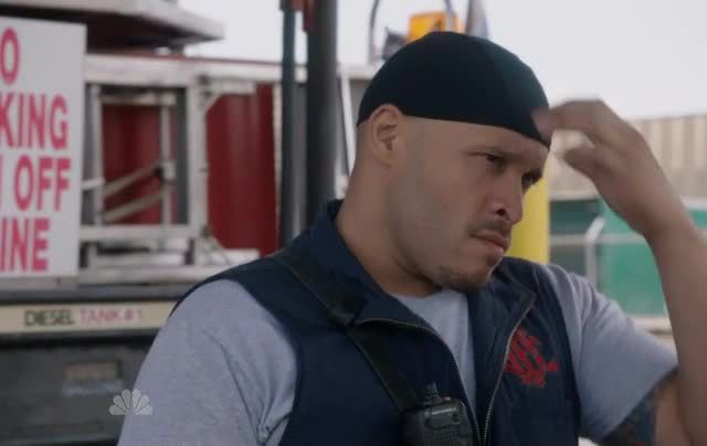 Critiques Séries : Chicago Fire. Saison 3. Episode 1.