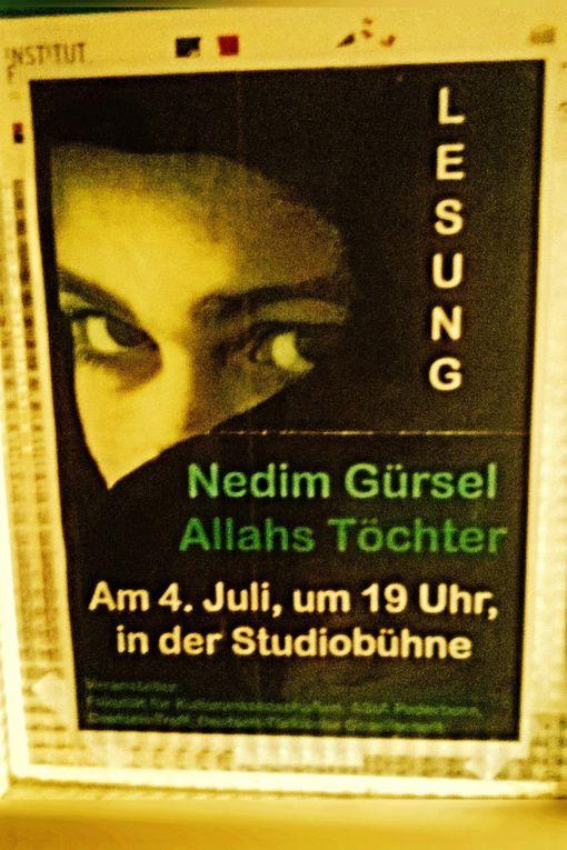 Le témoignage des affiches dans le monde