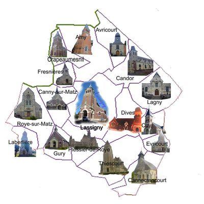 Communauté Saint Jean-Baptiste de LASSIGNY