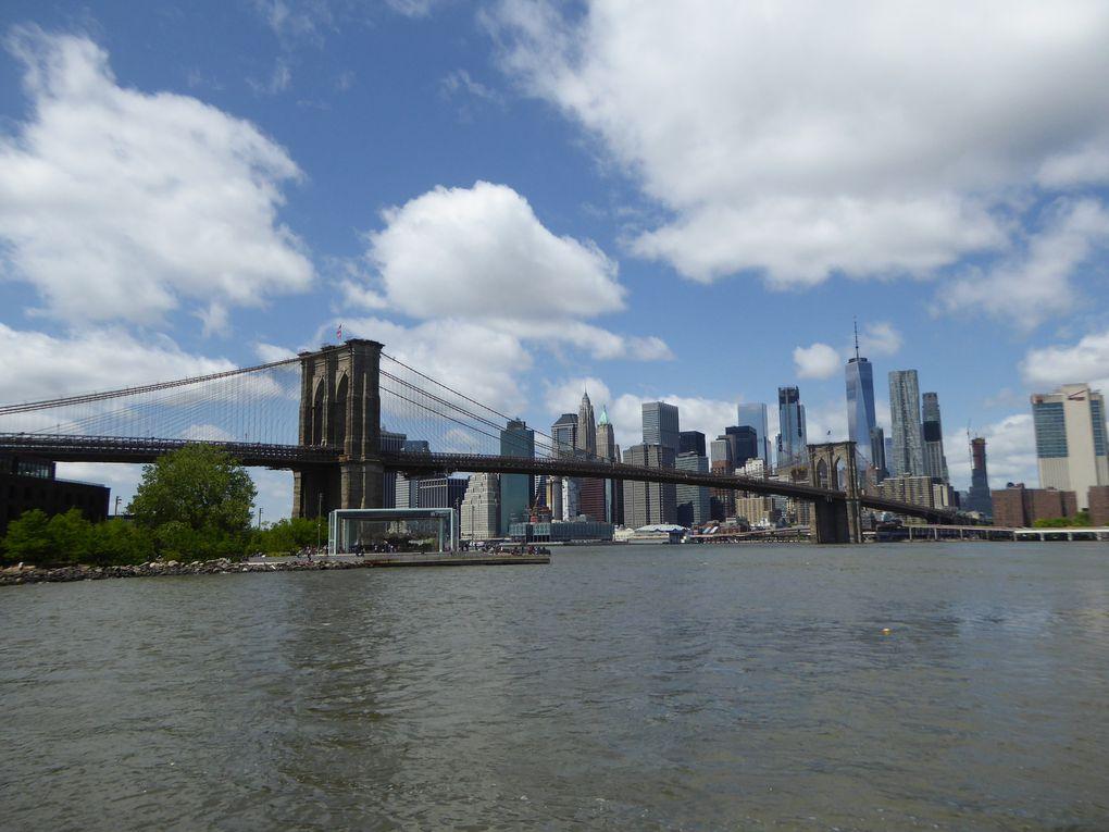 New York City, Brooklyn, DUMBO - Mai 2017.